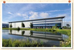 イギリスの高い水準をクリアしたモグワン・カナガンのイギリスの製造工場