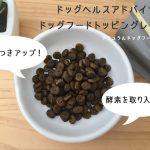 ドライフードを食べない犬におすすめのトッピングレシピ集!モグワンを使用した簡単メニューの作り方